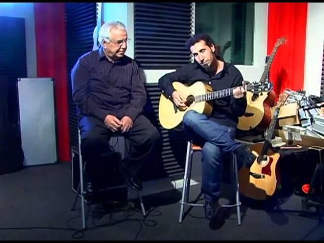 Хачатур и Серж Танкян. Бари арагил (Добрый аист)