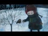♫ ЗИМУШКА - ЗИМА | Как на тоненький ледок | Русские народные песни для детей