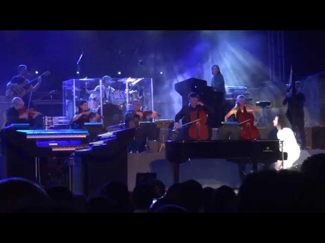 Yanni at International Festival of Carthage 2014