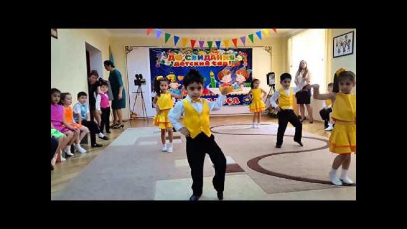 Танец ХА - ФА НА - НА ! Детский сад ! 316 г.Баку