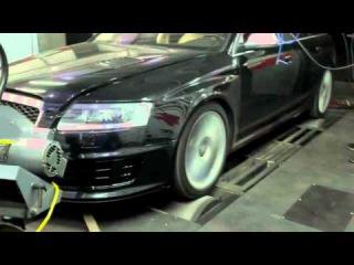Audi RS6 C6 5.0 TFSI Stage3