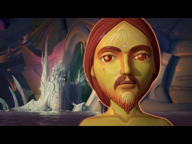 Ролик о будущем Апокалипсис и второе пришествие Христа I Pet Goat II 2013