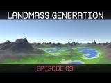 Procedural Landmass Generation (E09: LOD switching)