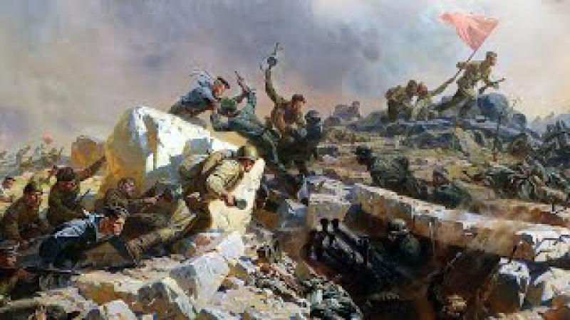 Штурм Сапун горы 7 мая 1944 глазами участника Патук Иван Освобождение Севастополя от фашистов