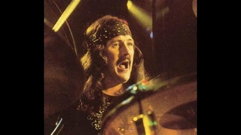 John Bonham ~ Over The Top! LIVE Seattle 77