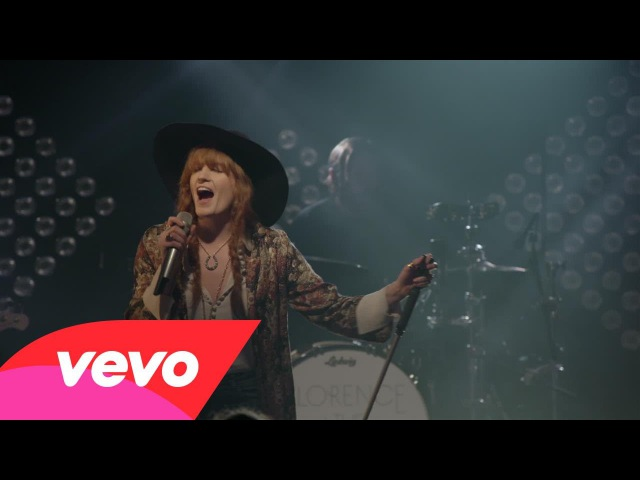 Florence The Machine - Ship To Wreck (Live from iHeartRadio Theater New York City)