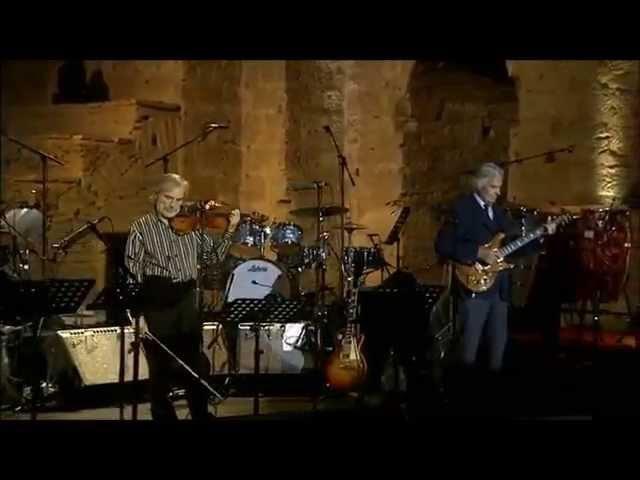 Jean Luc Ponty, John McLaughlin, and Zakir Hussain, Lotus Feet