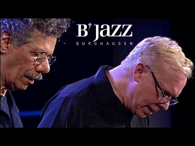 Chick Corea Gary Burton - Jazzwoche Burghausen 2011