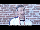 FILA 最新代言人 Chris Evans 2015秋冬系列製作花絮