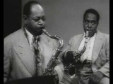 Charlie Parker &amp Coleman Hawkins 1950.wmv