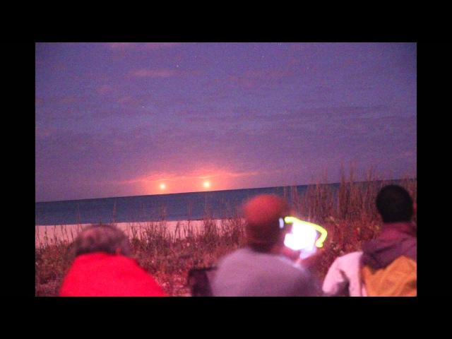 Steven Greer CE 5 UFO Sighting Vero Beach FL February 2015