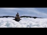Как приручить дракона 2/How to Train Your Dragon 2 (2014) Международный тизер