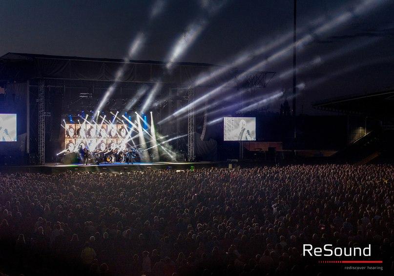 Музыкальные фестивали могут спровоцировать развитие глухоты!