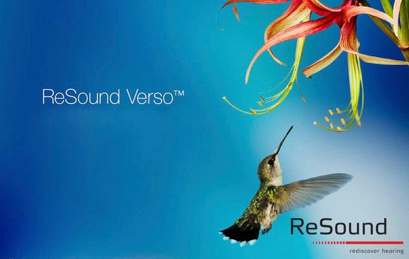 Для мобильных и динамичных, успешных и активных, для людей, которые не сидят на месте и чья жизнь полна событий и ярких впечатлений, GN ReSound представляет новейшие модели цифровых слуховых аппаратов линейки ReSound Verso™