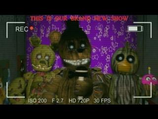 [SFM-FNAF-Music] - Five Nights At Freddys 3 Rap -