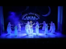 Most ancient dance in the world - belly dance with fire - solo Amira Abdi