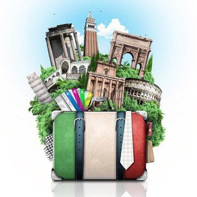 Красивые открытки италия 13