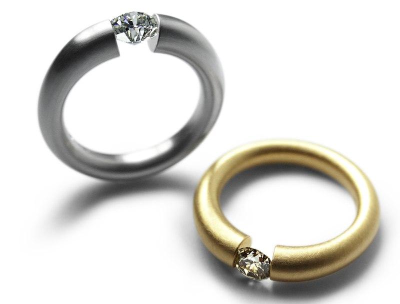 F7BTlEMIeXw - Вневременные обручальные кольца Niessing