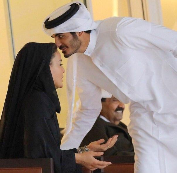 Шейха Катара: без паранджи и никаба - Главные темы дня