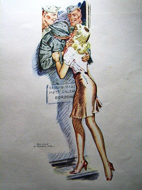немцы проститутки