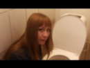 """Девушки играют в """"Зелёного слоника"""" часть 2"""