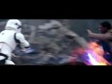 Финн против Штурмовика FN-2199.Звёздные Войны Эпизод 7.Пробуждение Силы