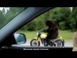 Обычный случай на дорогах в России!