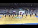 Sinjske mažoretkinje EC majorettes 2015 Lignano Tradicionalni mažoret ples juniori