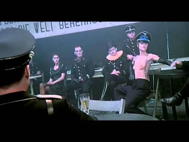Ночной портье (Il Portiere Di Notte) 1974 - Танец