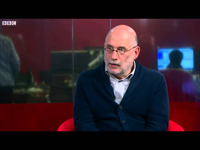 Борис Акунин: Моя страна оккупирована капиталистами