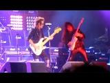 Glenn Hughes &amp Yngwie Malmsteen - Mistreated ~ Rock Me Baby Multi-camera (2012)