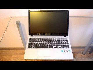 Обзор ноутбука SAMSUNG 3 серии.15.6