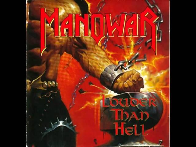 The Gods Made Heavy Metal MANOWAR