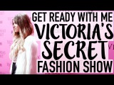 Закулисье THE VICTORIA'S SECRET FASHION SHOW 2015, Меган Ринкс на Виктория Сикрет Шоу 2015,
