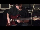 """Incredible 14 year old shredder on guitar- Anton Oparin """"And Now"""""""