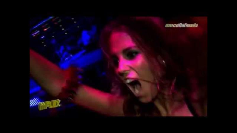 Mflex Sounds feat. Silvia Napoli - The Power of Pleasure / Italo Disco