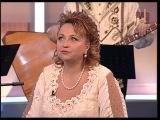 Надежда Крыгина в эфире телеканала