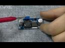 Преобразователь постоянного напряжения (DC-DC step up converter)