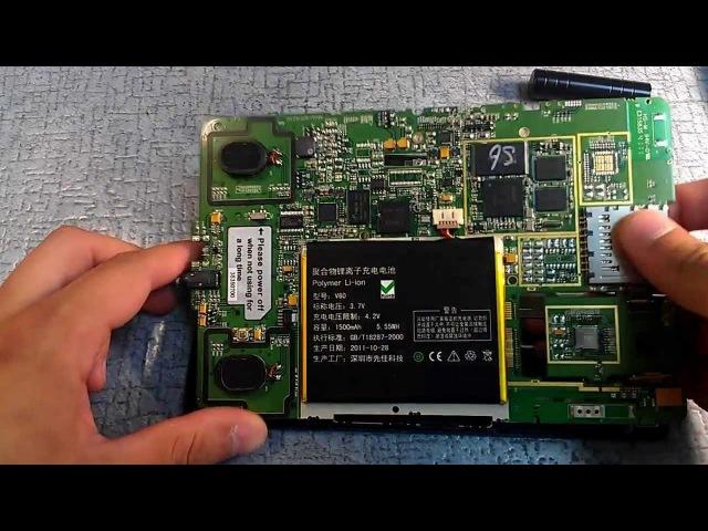 Как заменить mini USB разъем (micro USB)