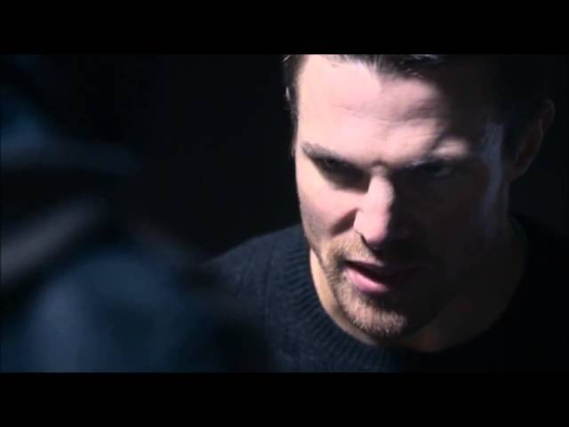 Arrow Oliver Queen Scene 1 01 Nobody can know my secret