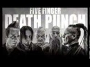 Five Finger Death Punch Vs Billy Idol - Rebel yell Under and Over it Mashup by Armie D