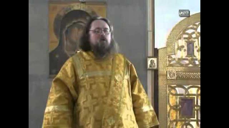 Божественная Литургия. С пояснениями о. А. Кураева.