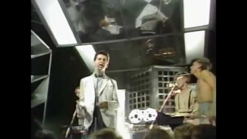 Depeche Mode - Just Can't Get Enough (Top of the Pops 1981)