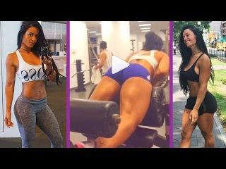 SUE LASMAR - WBFF PRO Athlete: Lean Mass Muscle-Building Workout @ Brazil