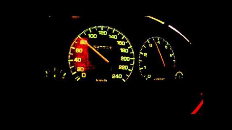 Mazda MX6 FE3 turbo.