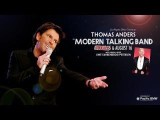 Thomas Anders & Modern Talking Band - LA Debut Concert!