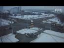 ДТП на Терешковой - Ленина 24.02