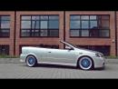 "Opel Astra Cabrio Bertone ""Silver Beauty"" by rune"