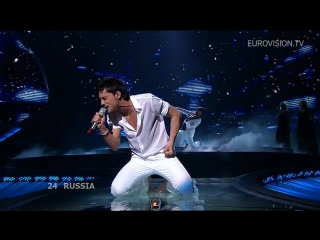Евровидение - 2008.Дима Билан Believe me (1 место)