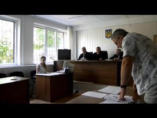 Суд по справі Олексія Сімоніка (Бандера) 23.06.2015